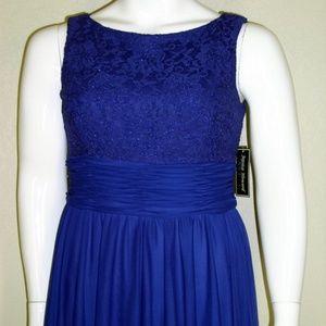 Jessica Howard NWT Sleeveless Cocktail Dress #7036